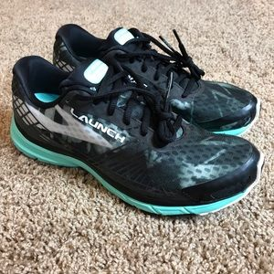Brooks Launch 3 Shoes Women 9.5B Athletic Running